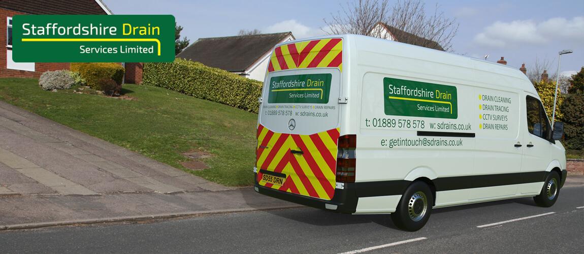 Staffordshire Drain Services